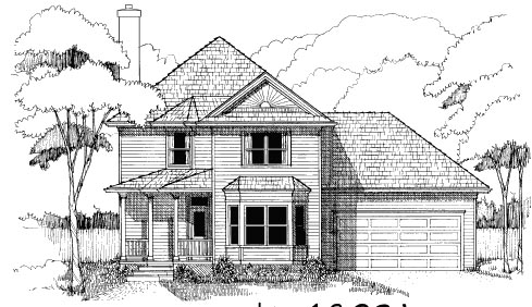 Bungalow House Plan 72765 Elevation