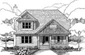 Plan Number 72769 - 1901 Square Feet