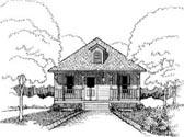 House Plan 72774