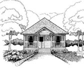 House Plan 72775