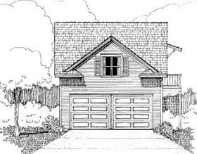Garage Plan 72784