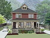 Multi-Family Plan 72793