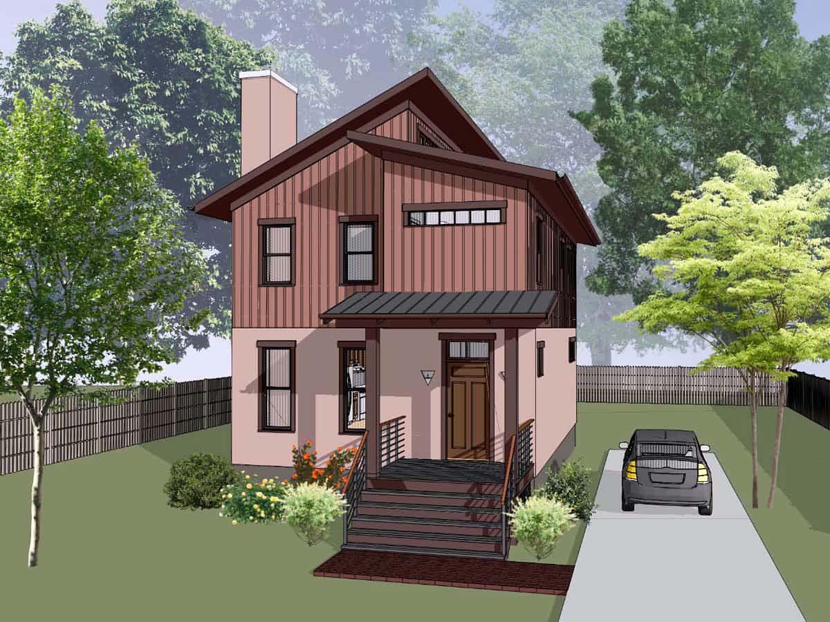 House Plan 72796