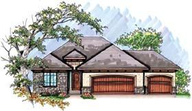 House Plan 72945