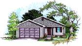 House Plan 72974