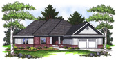 Plan Number 73011 - 1986 Square Feet
