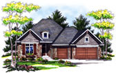 Plan Number 73036 - 1917 Square Feet