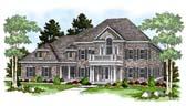 Plan Number 73060 - 4752 Square Feet