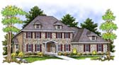 Plan Number 73063 - 3938 Square Feet
