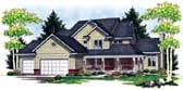 Plan Number 73066 - 2508 Square Feet