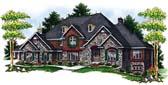 Plan Number 73067 - 4050 Square Feet