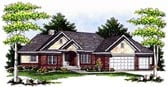 Plan Number 73077 - 3607 Square Feet