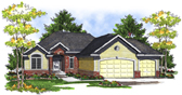 Plan Number 73080 - 2524 Square Feet
