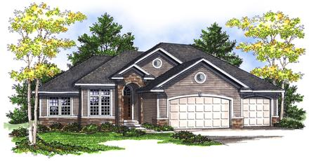 House Plan 73081