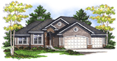 Plan Number 73081 - 2690 Square Feet