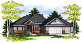 Plan Number 73082 - 2754 Square Feet