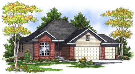 House Plan 73085