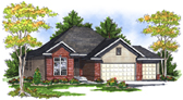 Plan Number 73085 - 2878 Square Feet