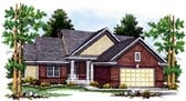 Plan Number 73098 - 2838 Square Feet