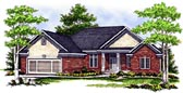 Plan Number 73099 - 3572 Square Feet