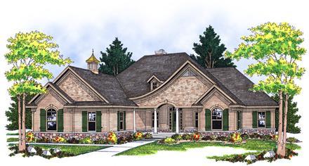 House Plan 73116