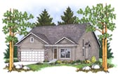 Plan Number 73117 - 2522 Square Feet