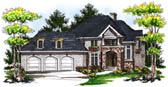 Plan Number 73170 - 3551 Square Feet