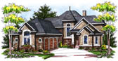 Plan Number 73171 - 3185 Square Feet