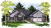 Plan Number 73201 - 1844 Square Feet