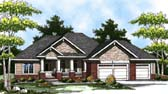 Plan Number 73321 - 1694 Square Feet