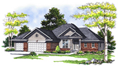 Plan Number 73344 - 1692 Square Feet
