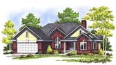 Plan Number 73346 - 2140 Square Feet