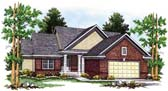 Plan Number 73354 - 1898 Square Feet