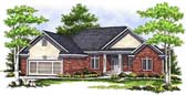 Plan Number 73357 - 2206 Square Feet