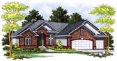 Plan Number 73361 - 3313 Square Feet