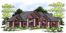House Plan 73366