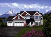 House Plan 73405