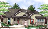 Plan Number 73415 - 1581 Square Feet