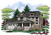 Plan Number 73418 - 1902 Square Feet