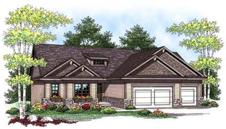 House Plan 73422