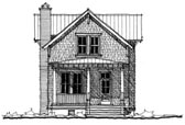 Plan Number 73707 - 1628 Square Feet