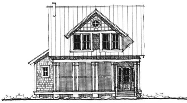 House Plan 73715