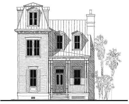 House Plan 73730