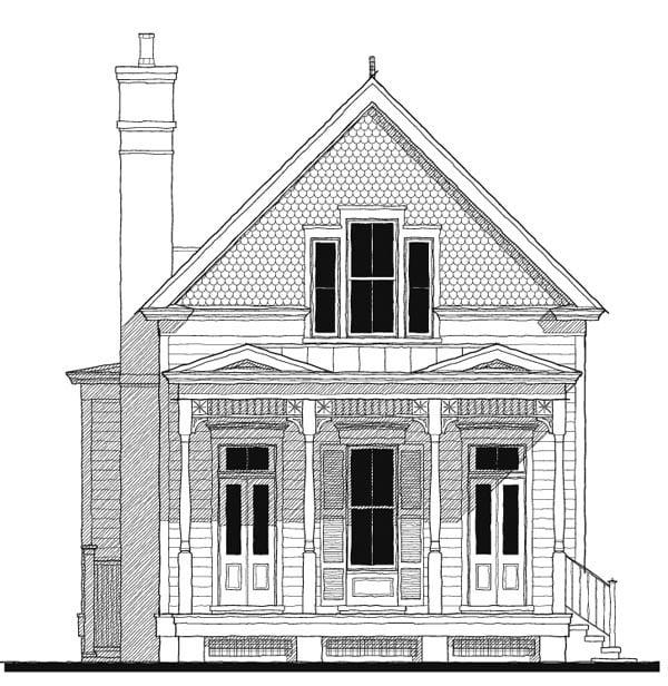 House Plan 73736 at FamilyHomePlanscom