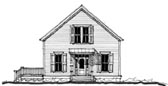 House Plan 73744