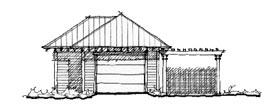 Garage Plan 73754