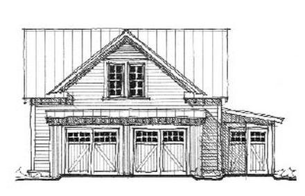 Garage Plan 73758