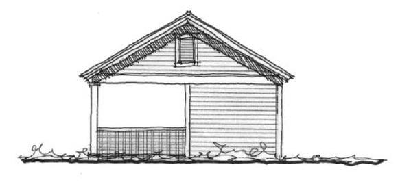 Garage Plan 73775