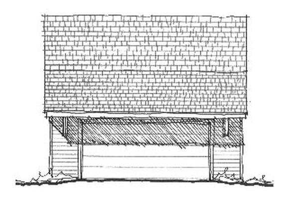 Garage Plan 73787