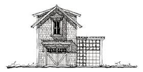Garage Plan 73803